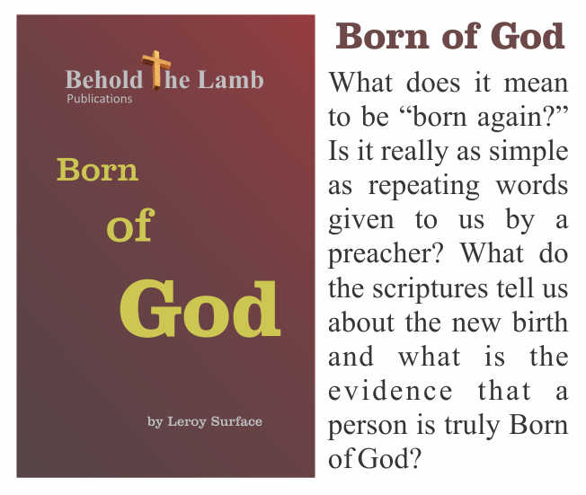 Born of God